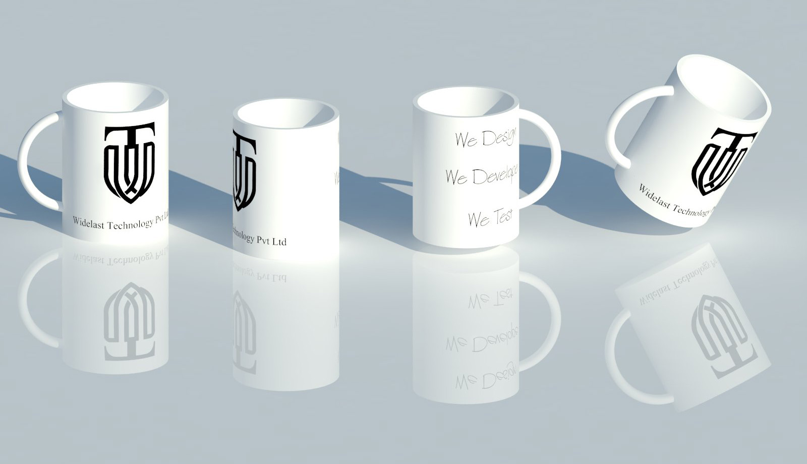 Widelast Technology Mug